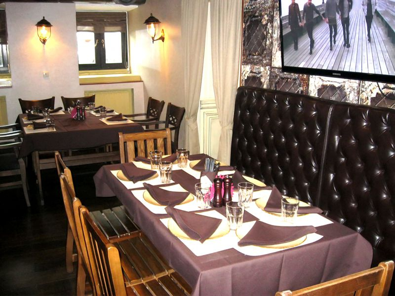 Пивной ресторан ШтирБирЛиц на Цветном бульваре фото 6