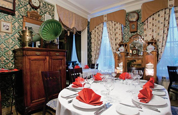Ресторан Семь пятниц фото 2