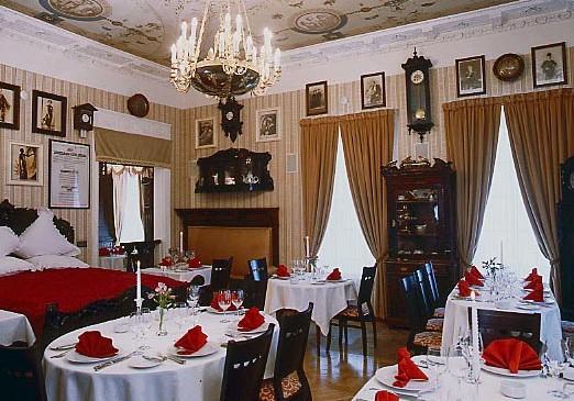 Ресторан Семь пятниц фото 7