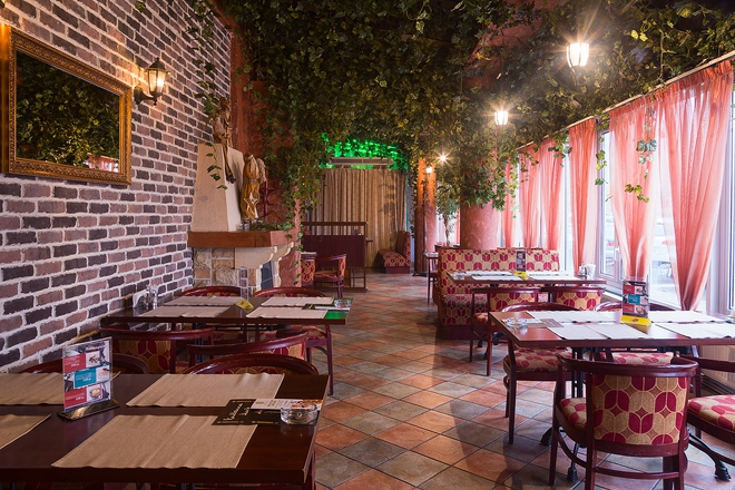 Ресторан Ананас фото 17