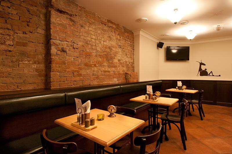 Чешский Пивной ресторан Козловица на Сретенке фото 6
