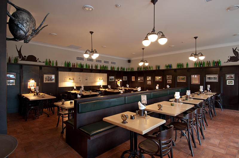 Чешский Пивной ресторан Козловица на Сретенке фото 7