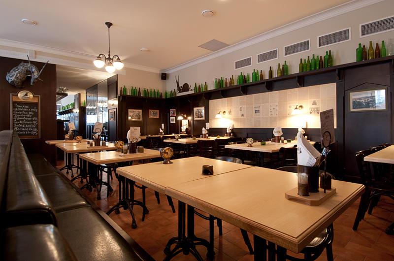 Чешский Пивной ресторан Козловица на Сретенке фото 9