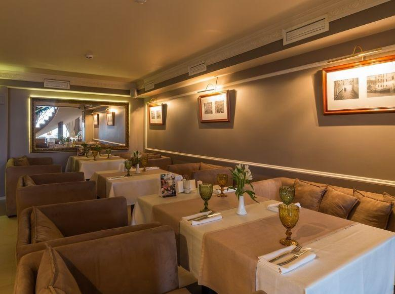 Итальянское Кафе Де Марко на Краснопресненской набережной фото 49