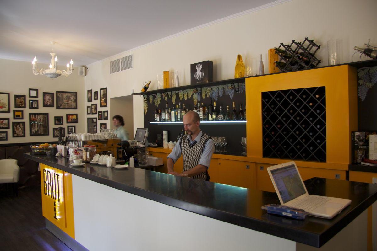 Винный ресторан Brut Bar (Брут Бар) фото 26