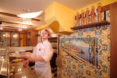 Итальянский Ресторан Viaggio Napoli фото 3