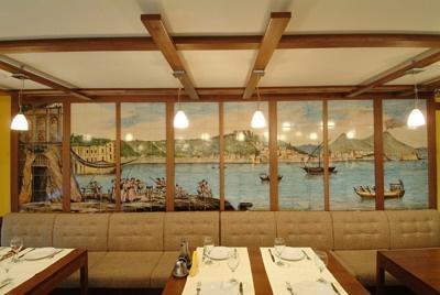 Итальянский Ресторан Viaggio Napoli фото 4
