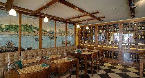 Итальянский Ресторан Viaggio Napoli фото 5