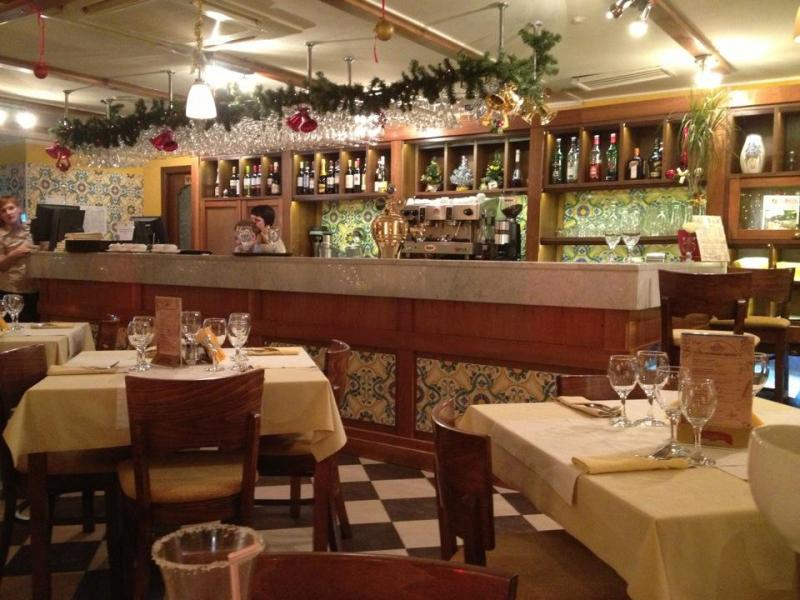 Итальянский Ресторан Viaggio Napoli фото 7