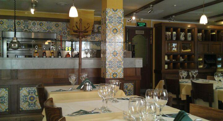 Итальянский Ресторан Viaggio Napoli фото 10