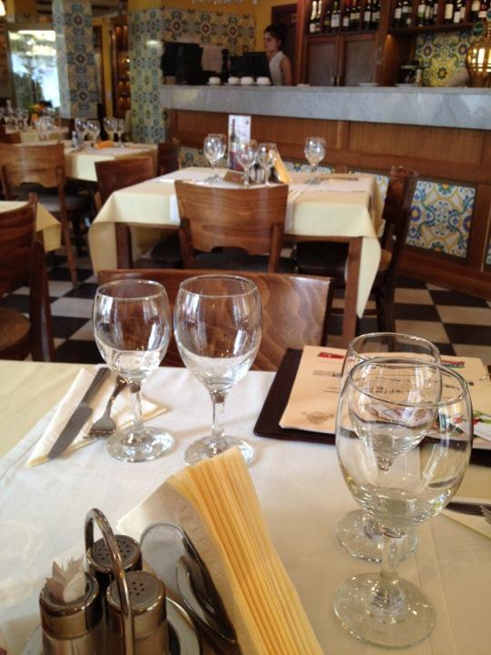 Итальянский Ресторан Viaggio Napoli фото 11