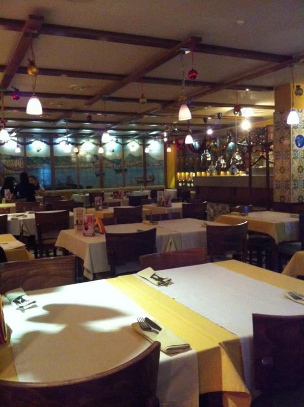 Итальянский Ресторан Viaggio Napoli фото 13