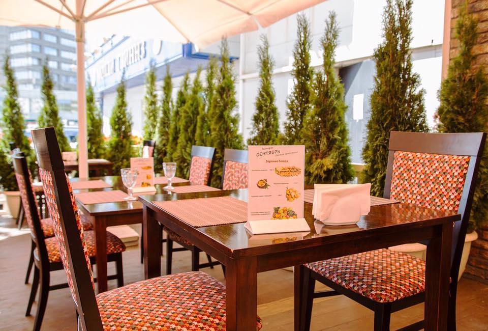 Грузинский Ресторан Сентябрь на Новом Арбате фото 11