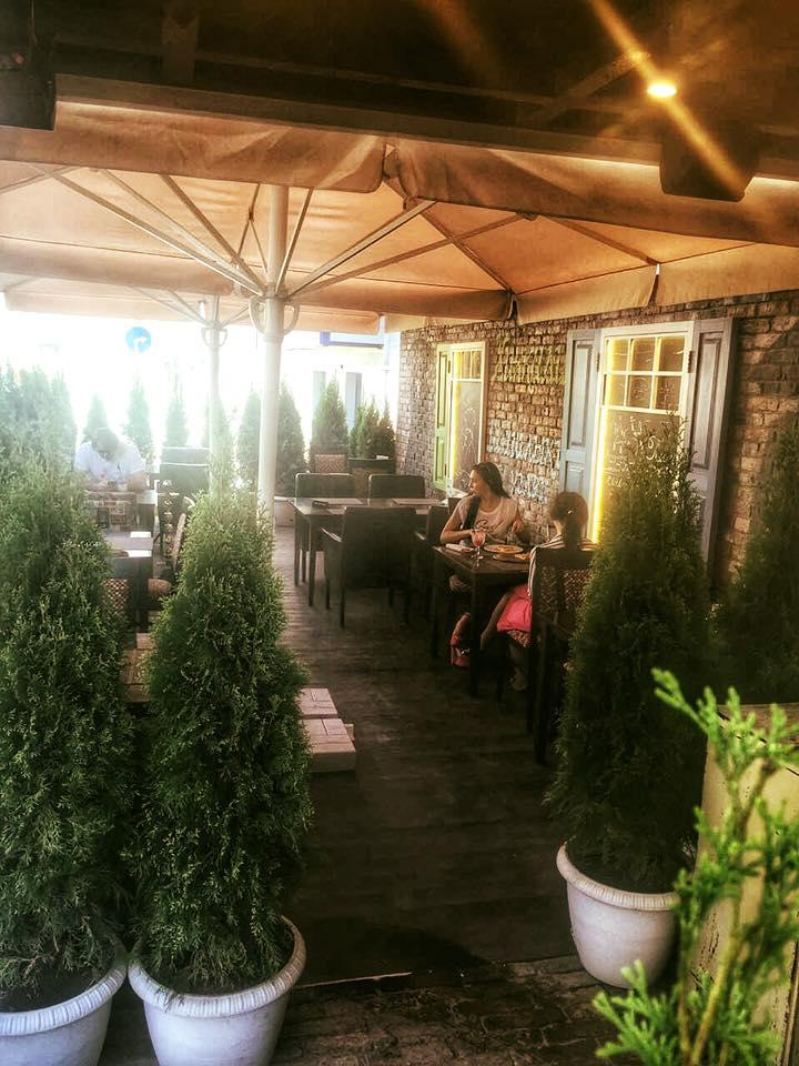 Грузинский Ресторан Сентябрь на Новом Арбате фото 3