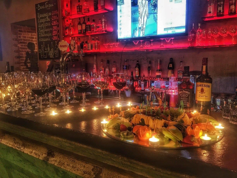 Грузинский Ресторан Сентябрь на Новом Арбате фото 55