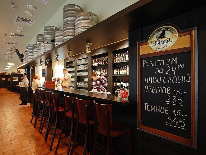 Чешский Пивной ресторан Козловица на Шоссе Энтузиастов фото 8