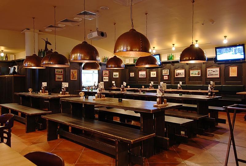 Чешский Пивной ресторан Козловица на Шоссе Энтузиастов фото 9