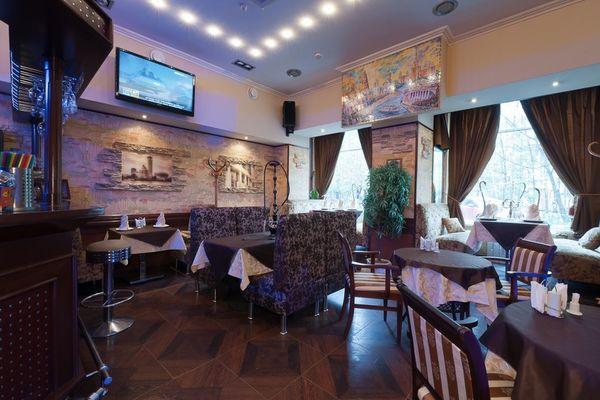 Кафе Сити на Серпуховской фото