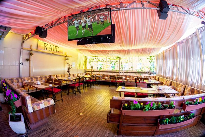 Ресторан Каре фото 8