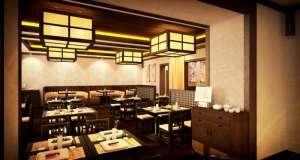 Японский Ресторан Цветение сакуры фото 4