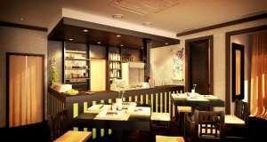 Японский Ресторан Цветение сакуры фото 5