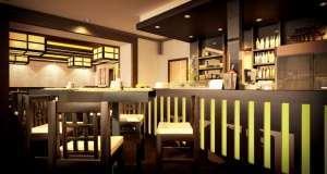 Японский Ресторан Цветение сакуры фото 6