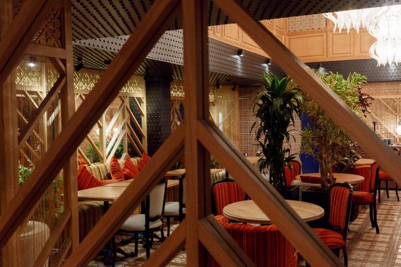 Ресторан Чайхона Динар фото 4