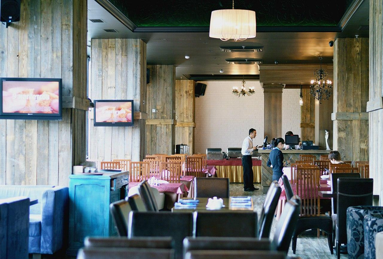 Японский Ресторан Аозора на Ленинском проспекте (Aozora) фото 31