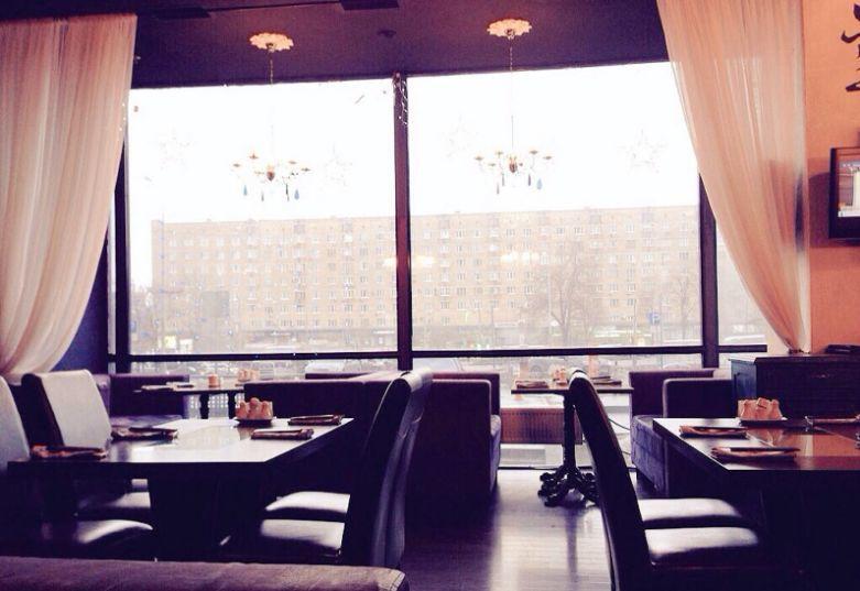 Японский Ресторан Аозора на Ленинском проспекте (Aozora) фото 37