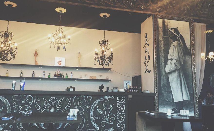 Японский Ресторан Аозора на Ленинском проспекте (Aozora) фото 39