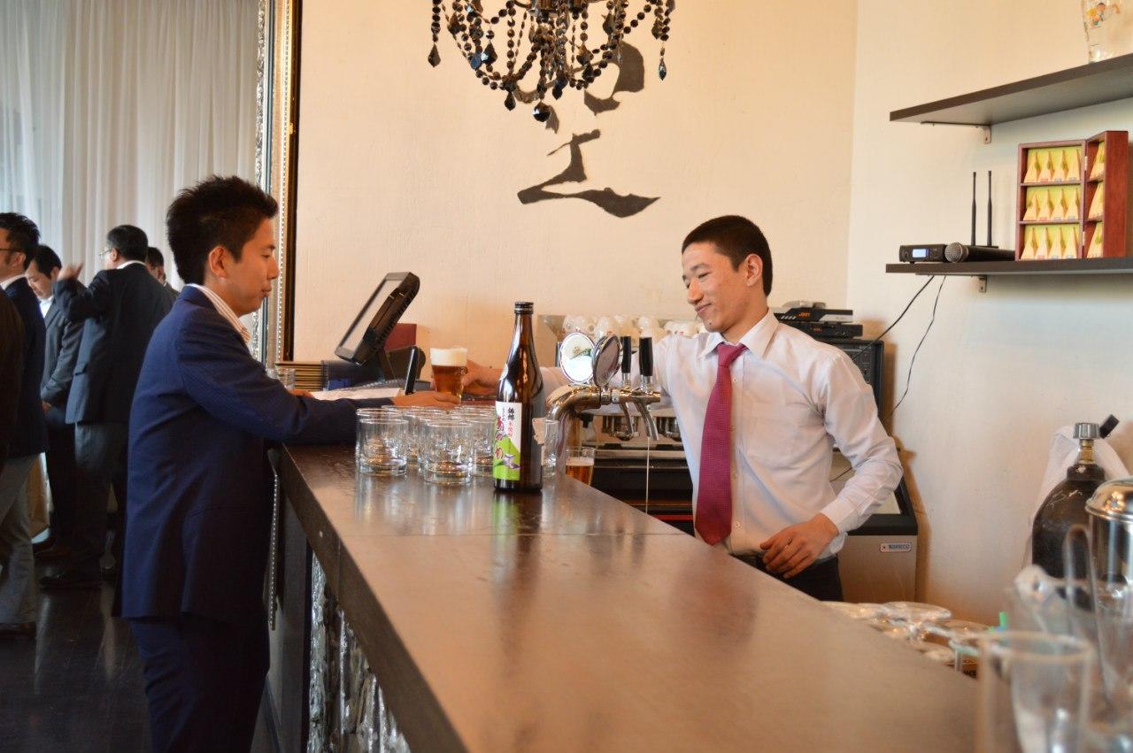 Японский Ресторан Аозора на Ленинском проспекте (Aozora) фото 43
