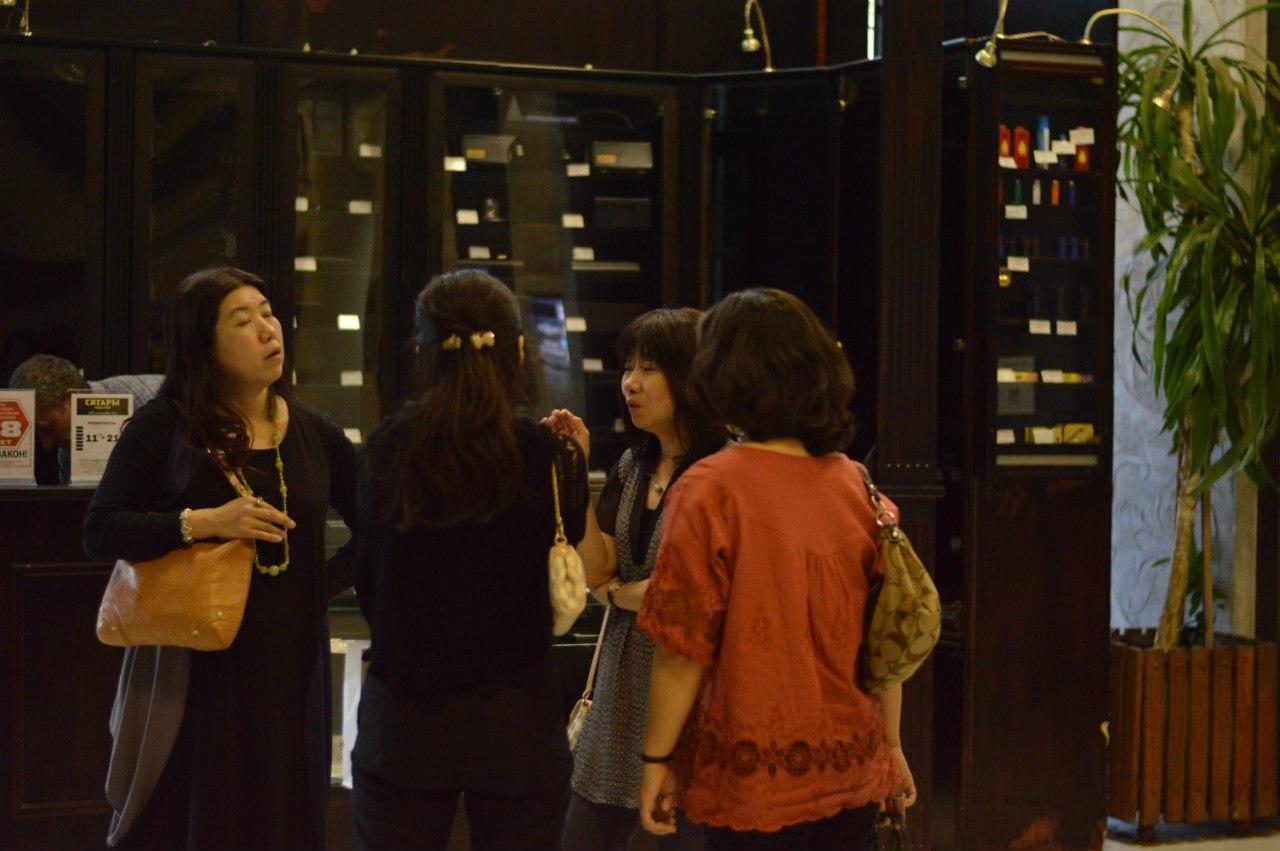 Японский Ресторан Аозора на Ленинском проспекте (Aozora) фото 48