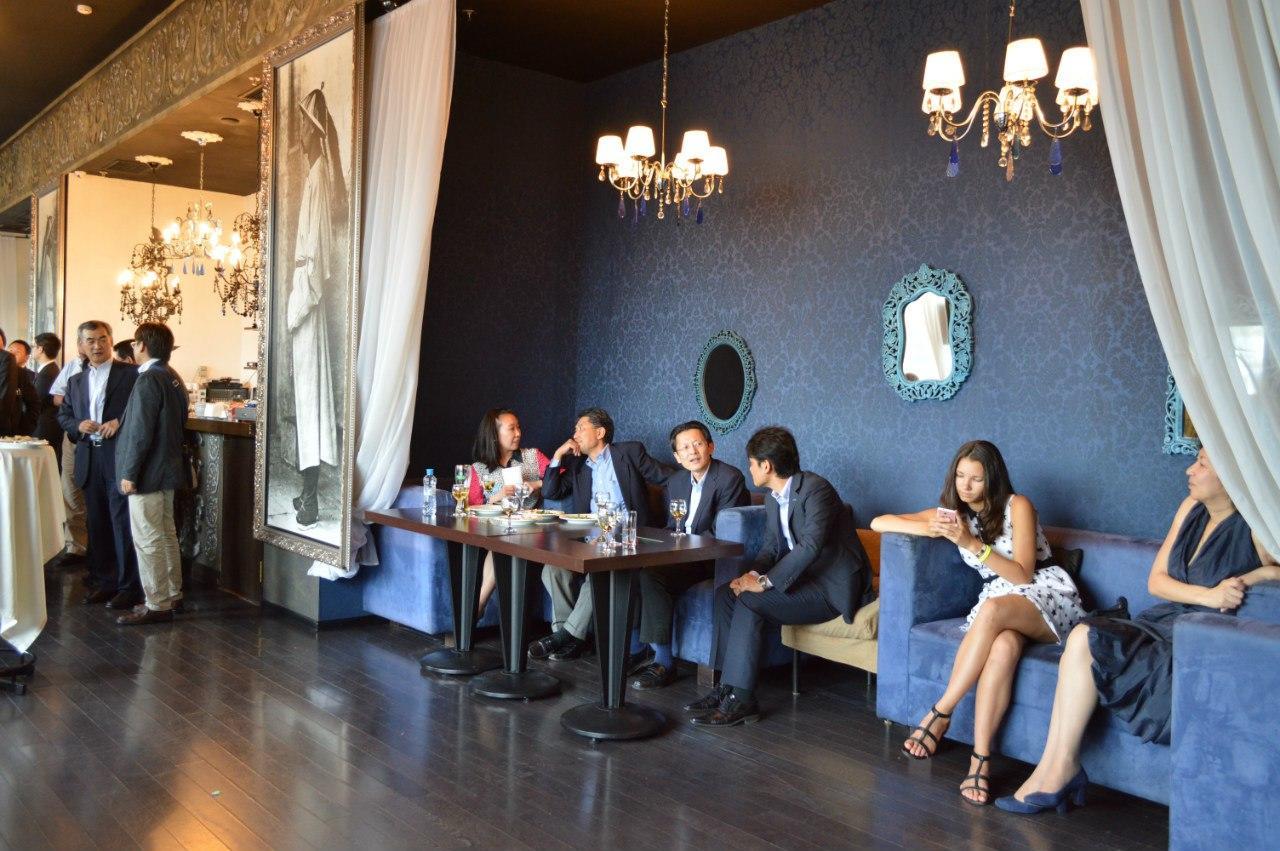 Японский Ресторан Аозора на Ленинском проспекте (Aozora) фото 49