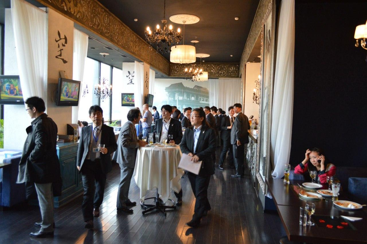 Японский Ресторан Аозора на Ленинском проспекте (Aozora) фото 55