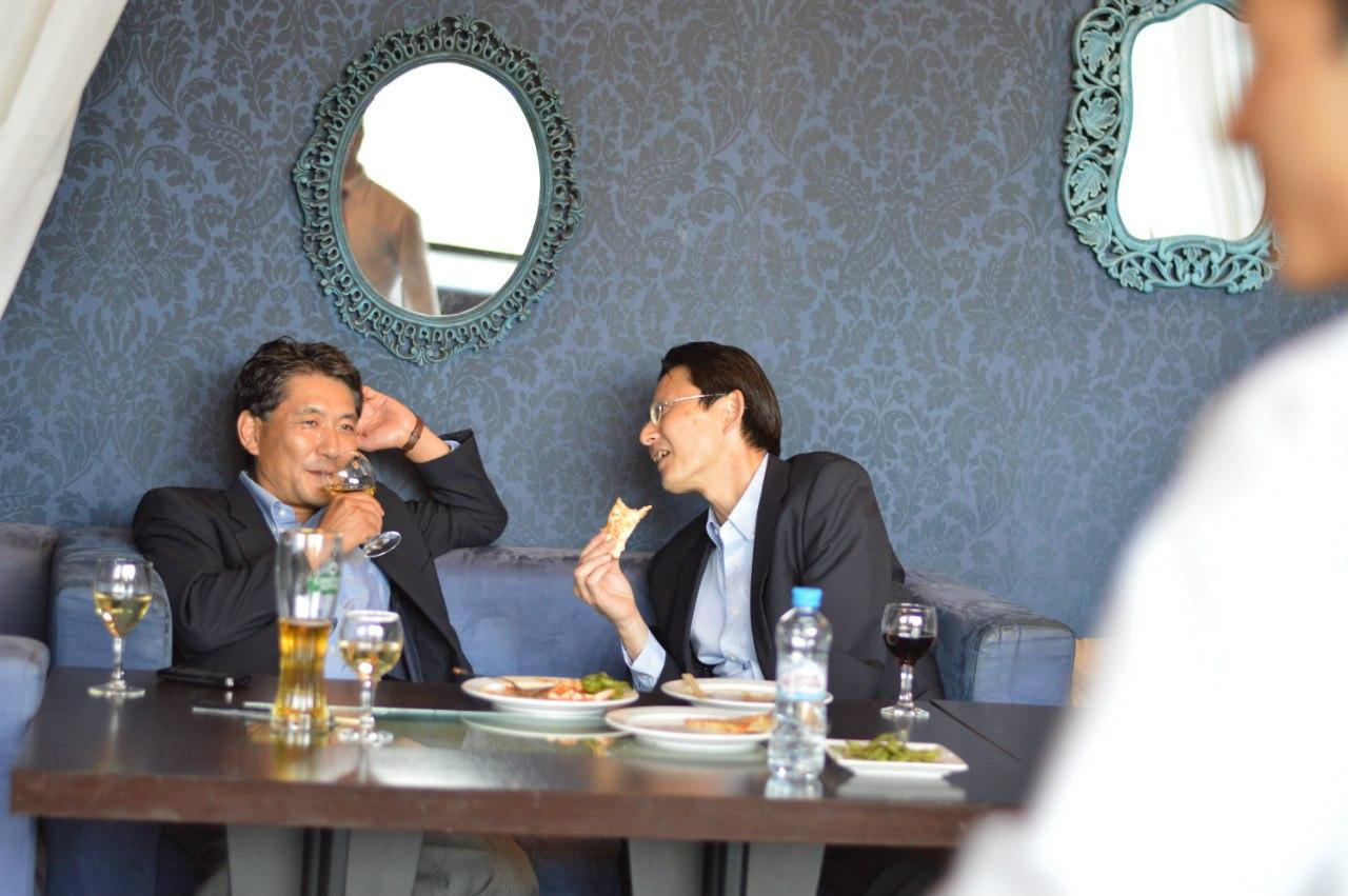 Японский Ресторан Аозора на Ленинском проспекте (Aozora) фото 56