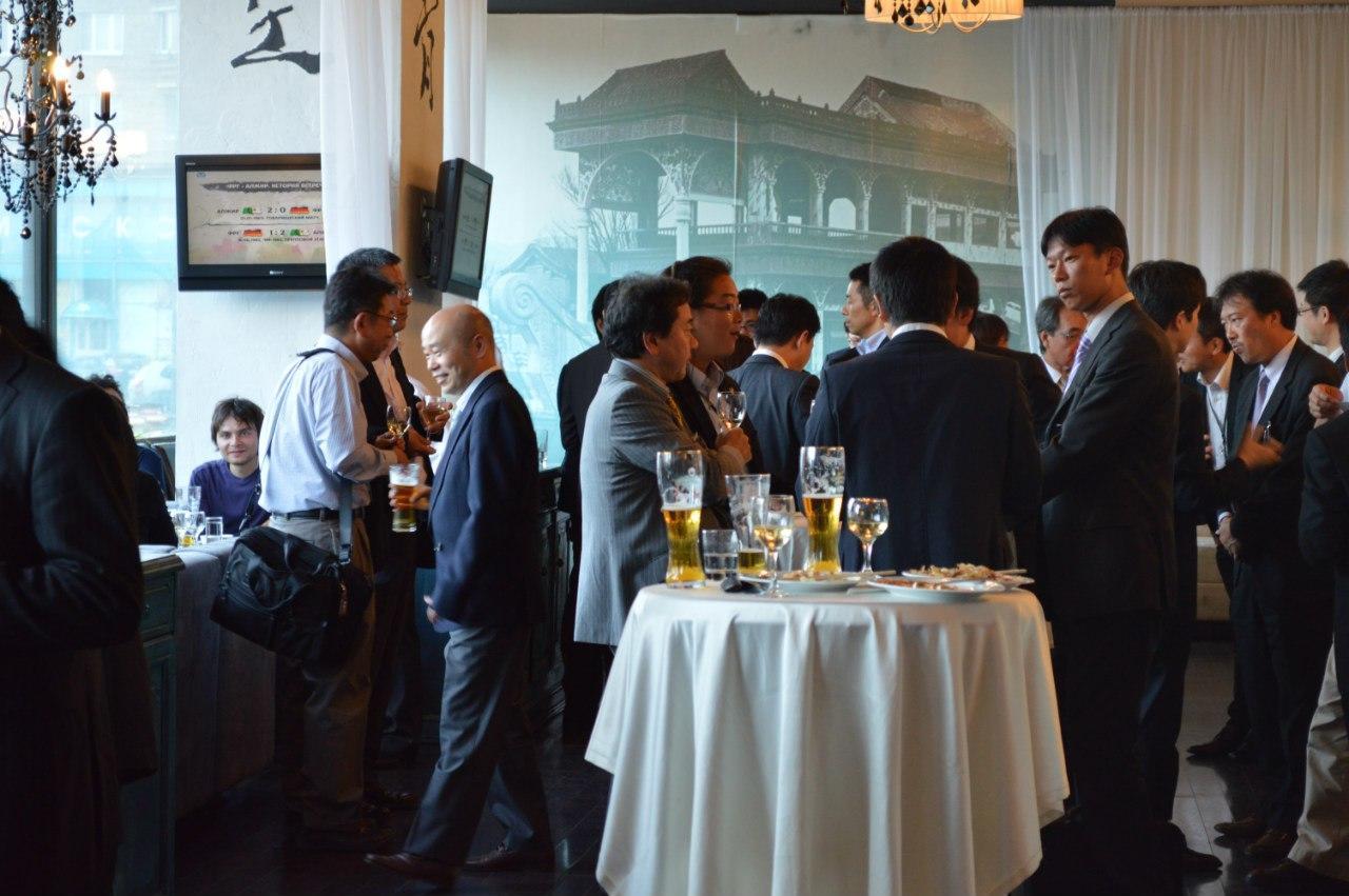 Японский Ресторан Аозора на Ленинском проспекте (Aozora) фото 58