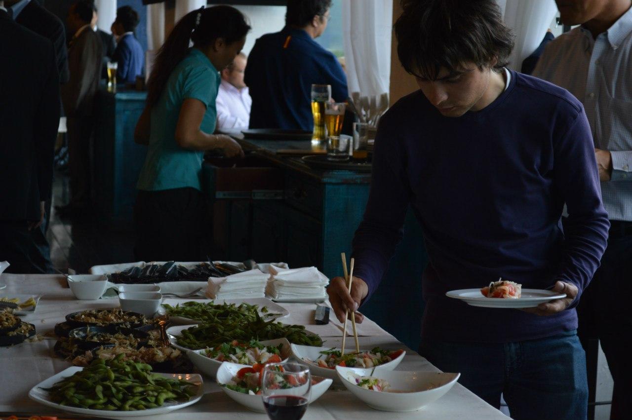 Японский Ресторан Аозора на Ленинском проспекте (Aozora) фото 59