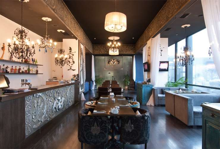 Японский Ресторан Аозора на Ленинском проспекте (Aozora) фото 6
