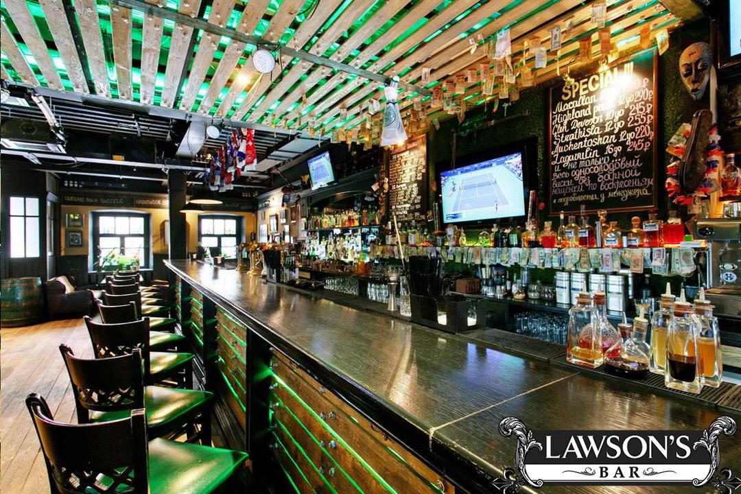Бар Lawson's bar (Лоусон Бар) фото 20
