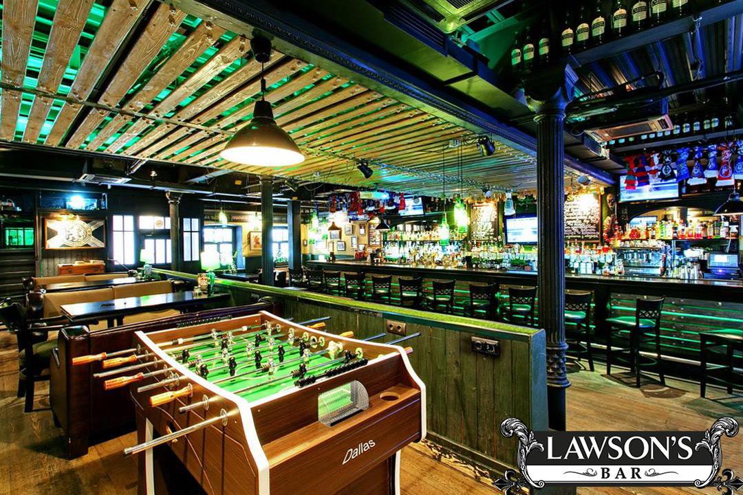 Бар Lawson's bar (Лоусон Бар) фото 18