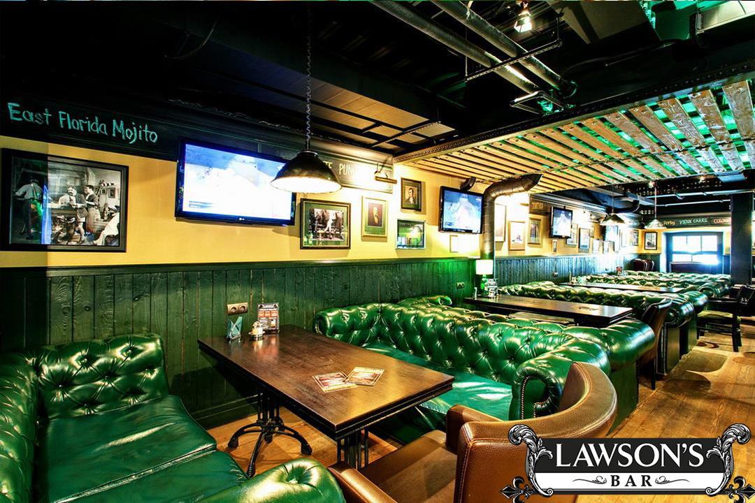 Бар Lawson's bar (Лоусон Бар) фото 14