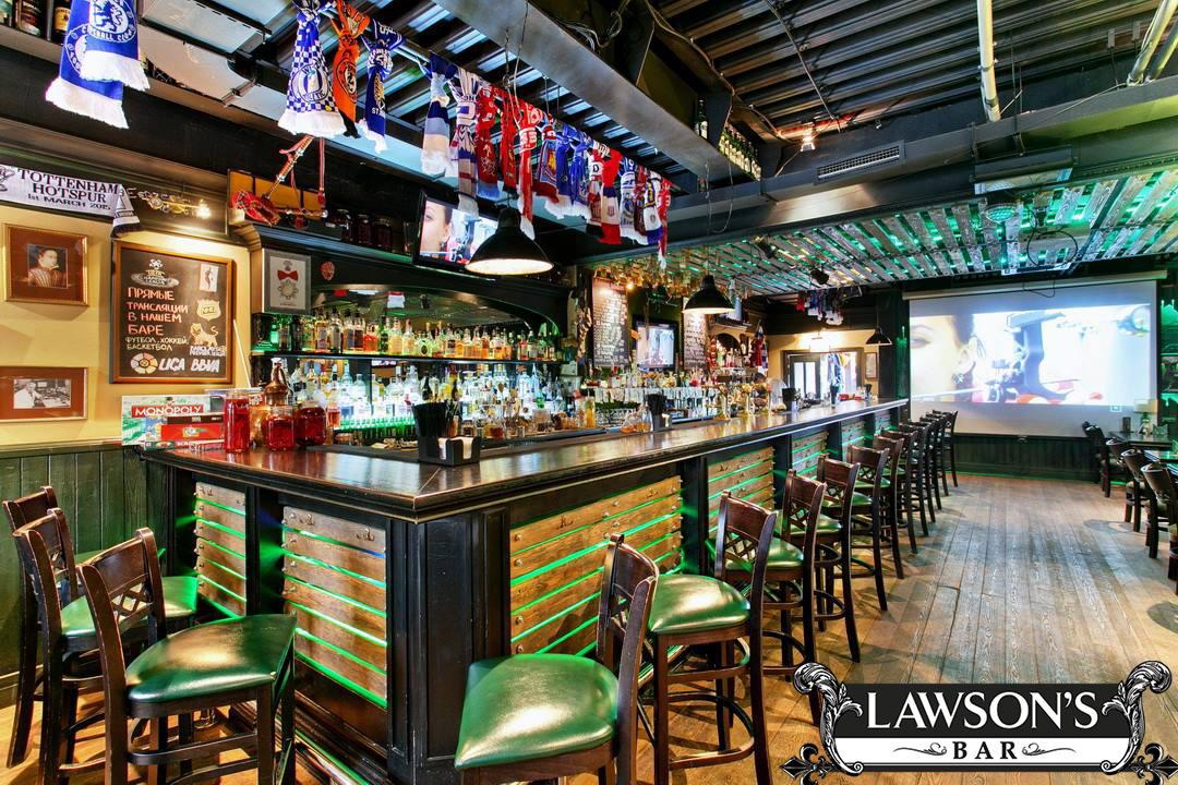 Бар Lawson's bar (Лоусон Бар) фото