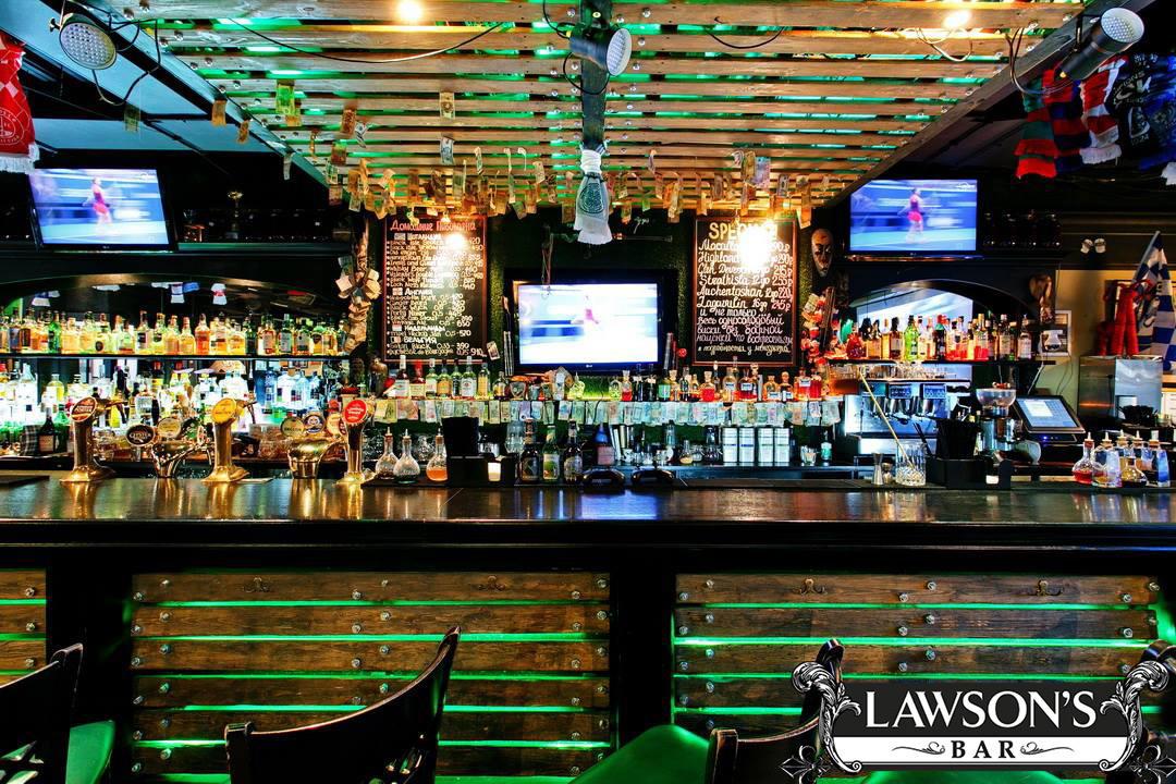 Бар Lawson's bar (Лоусон Бар) фото 10