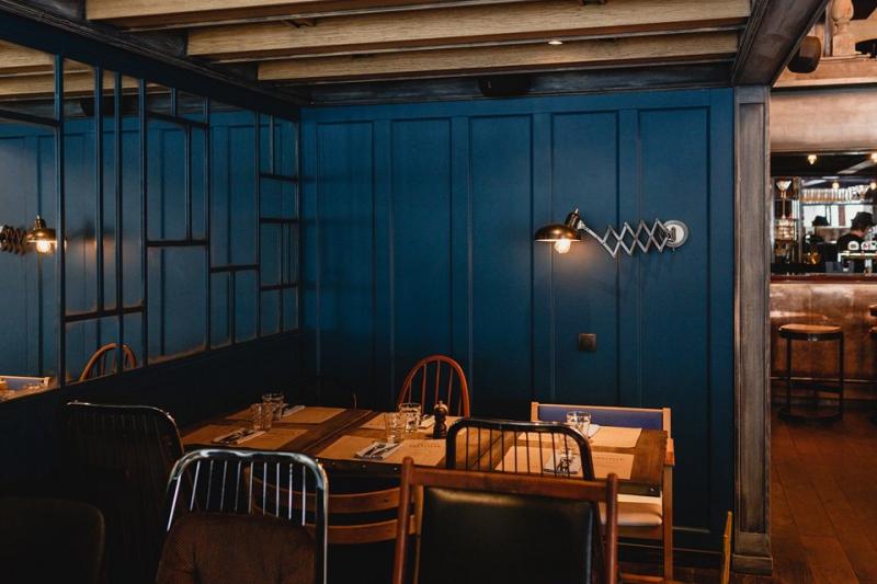 Английский Паб Haggis Pub (Хаггис Паб) фото 16