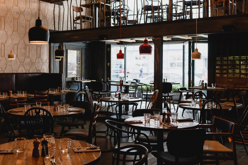 Английский Паб Haggis Pub (Хаггис Паб) фото 19