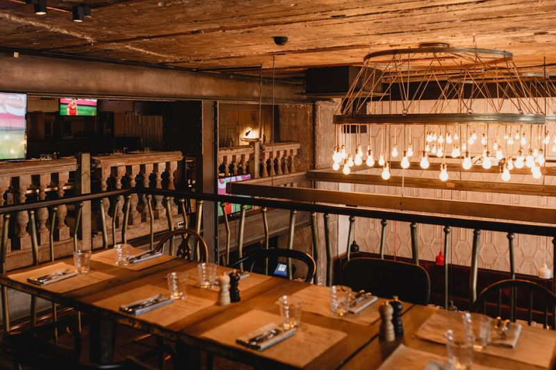 Английский Паб Haggis Pub (Хаггис Паб) фото 14