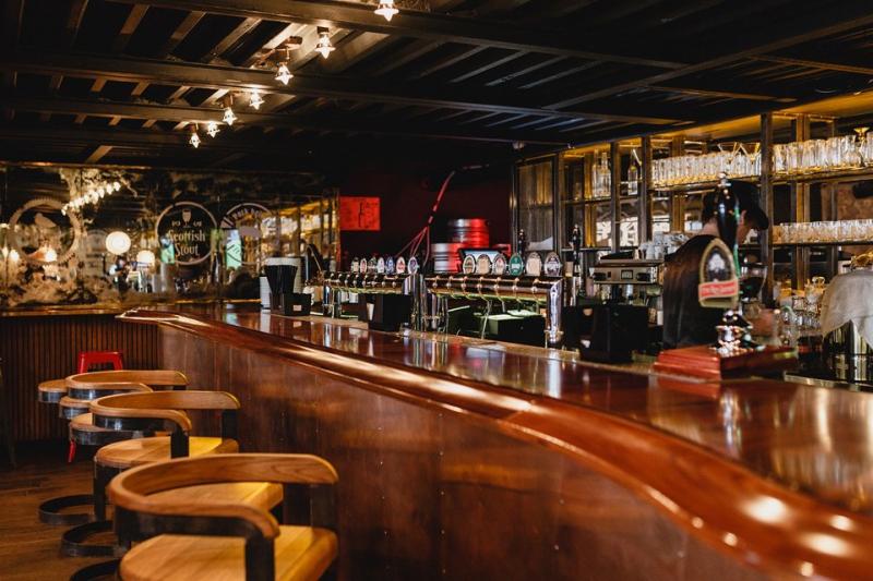 Английский Паб Haggis Pub (Хаггис Паб) фото 1