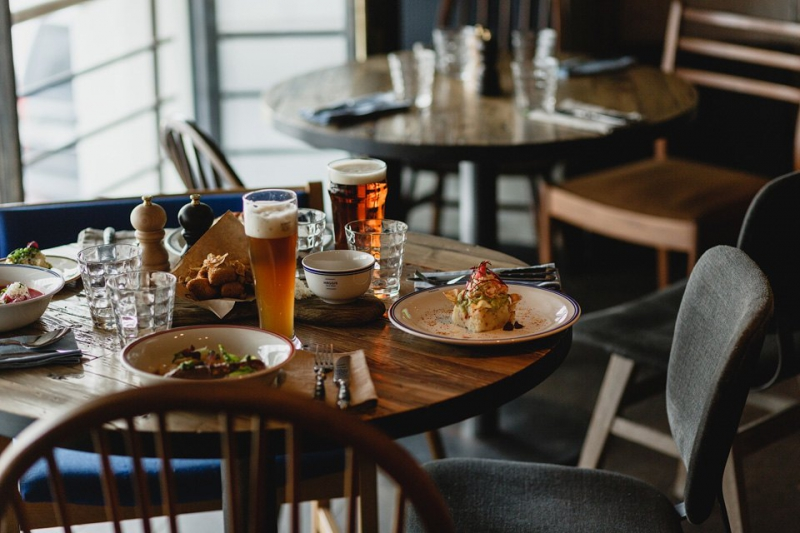 Английский Паб Haggis Pub (Хаггис Паб) фото 25