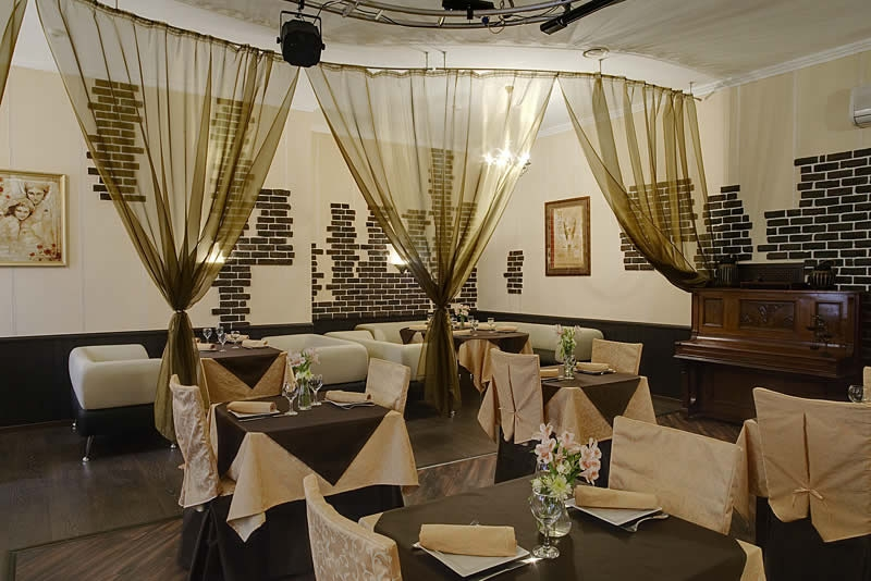 Ресторан Порто-Франко фото 1