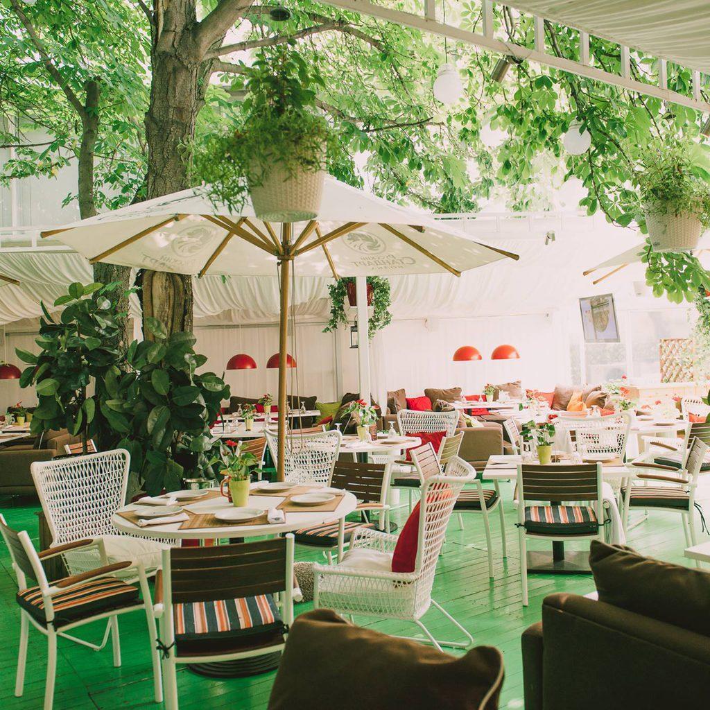 Ресторан White Cafe (Вайт Кафе) фото 2